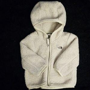 Baby North Face Sherpa Jacket